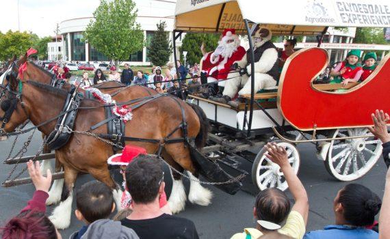 Rotorua Christmas Parade - a Boost Event